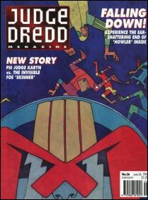 Judge Dredd Megazine (1992) 56-A by Fleetway