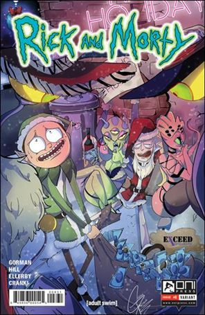 Rick and Morty 8-C