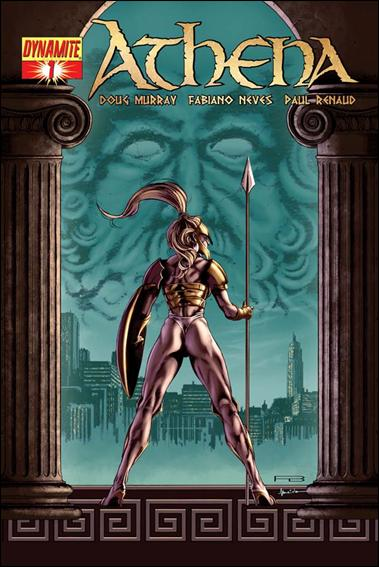 Athena (2009) 1-B by Dynamite Entertainment