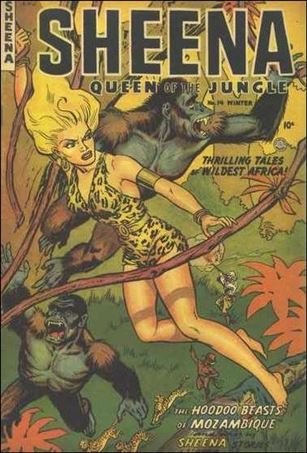 Sheena, Queen of the Jungle 14-A