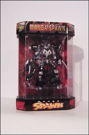 Spawn (Series  9) Manga Spawn (Display Case Edition Repaint)