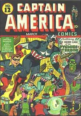 Captain America Comics (1941) 12-A