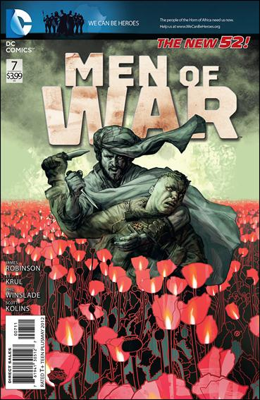 Men of War (2011) 7-A by DC