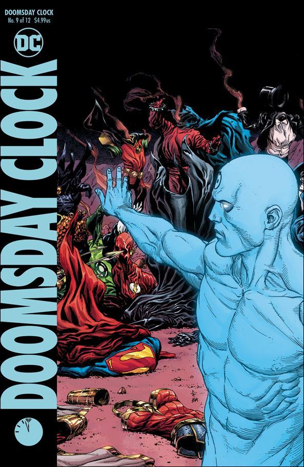Doomsday Clock 9-B by DC