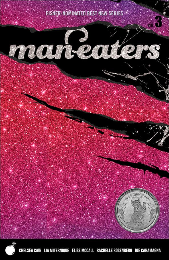Man-Eaters 3-A by Image
