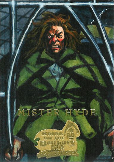 2008 Marvel Masterpieces: Series 3 (Base Set) 28-A by SkyBox