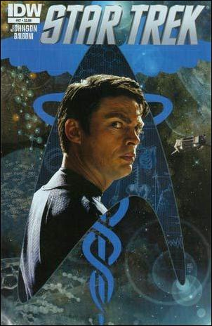 Star Trek (2011) 17-A by IDW