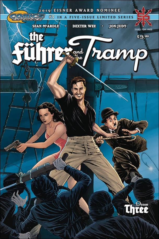 Fuhrer and the Tramp 3-A by Comics Experience