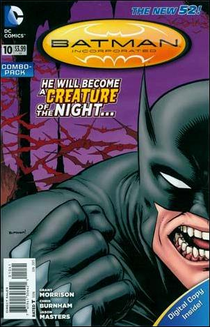 Batman Incorporated 10-B by DC