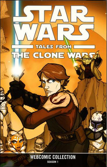 Star Wars: Tales From The Clone Wars 1-A by Dark Horse