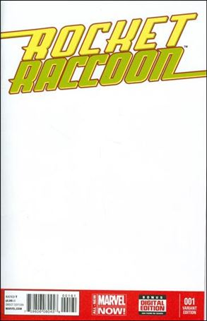 Rocket Raccoon (2014) 1-F