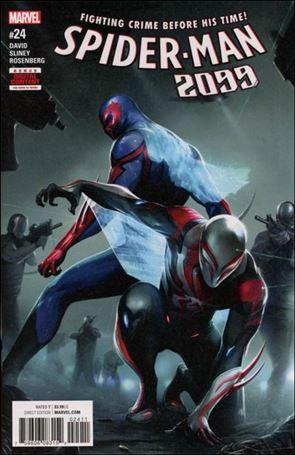 Spider-Man 2099 (2015) 24-A