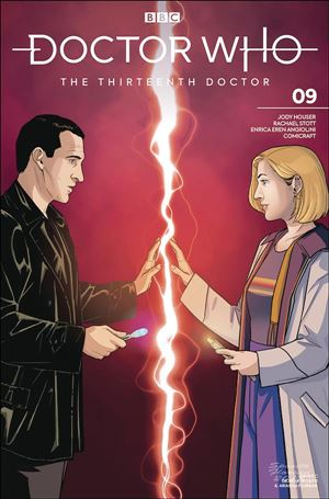 Doctor Who: The Thirteenth Doctor 9-C