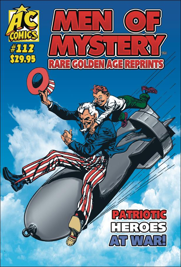 Men of Mystery 112-A by AC
