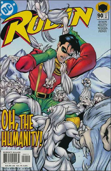 Robin (1993) 90-A by DC