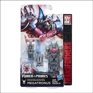 Transformers: Power of the Primes (Prime Master Class)  Megatronus (w/ Bomb-Burst)