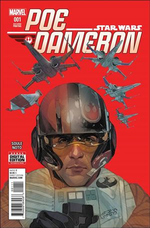 Poe Dameron 1-N