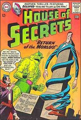 House of Secrets (1956) 68-A by DC