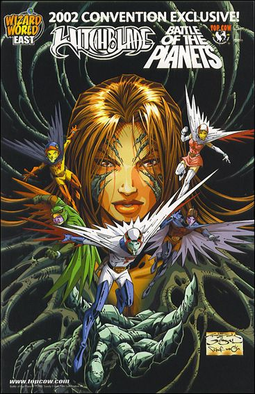 Witchblade 55-D by Top Cow