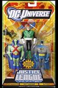 DC Universe: Justice League Unlimited - Fan Collection (3-Packs) Guy Gardner / Martian Manhunter / Batman