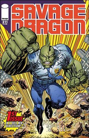 Savage Dragon (1993) 211-A