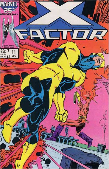 X-Factor (1986) 11-A by Marvel
