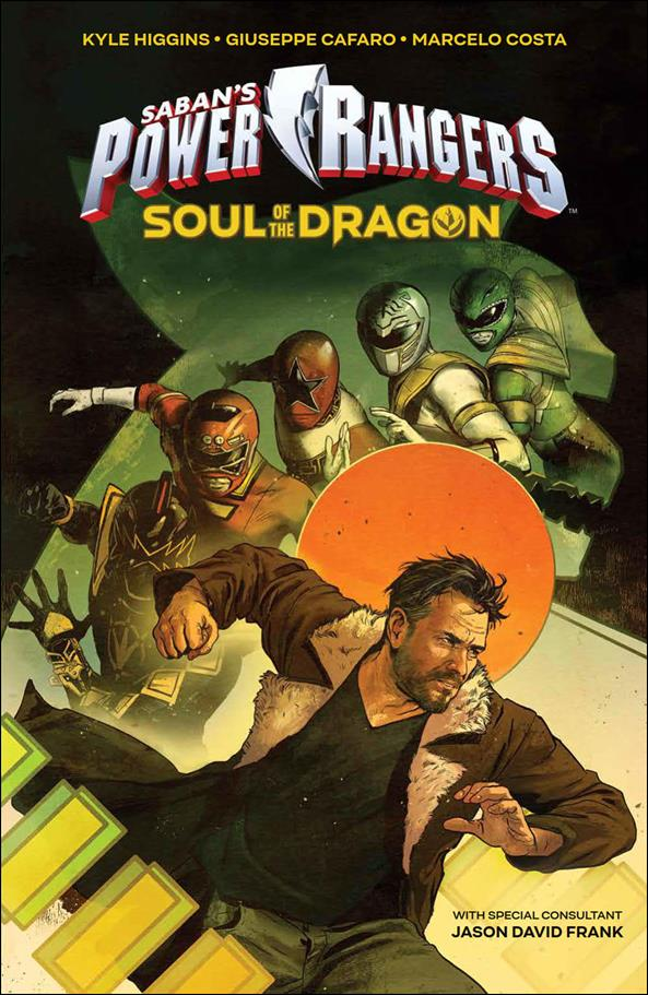 Saban's Power Rangers: Soul of the Dragon nn-A by Boom! Studios