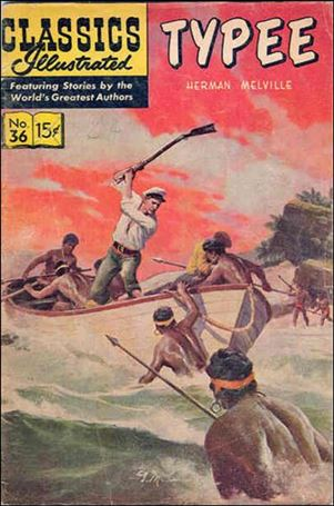 Classic Comics/Classics Illustrated 36-D