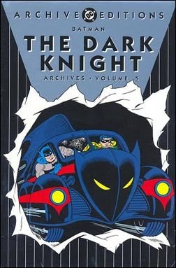 Batman: The Dark Knight Archives 5-A by DC