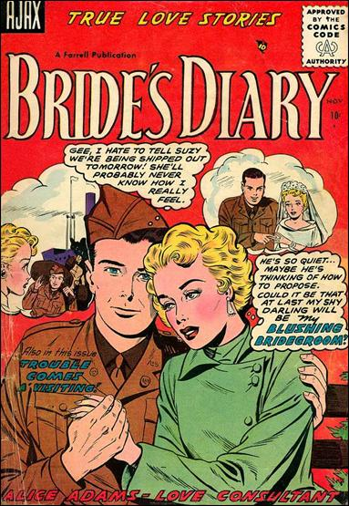 Bride's Diary 7-A by Ajax