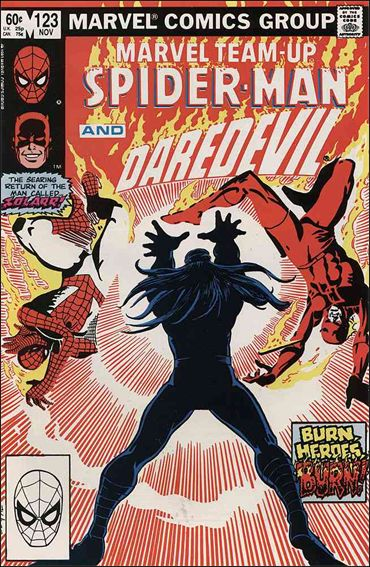 Marvel Team-Up (1972) 123-A by Marvel