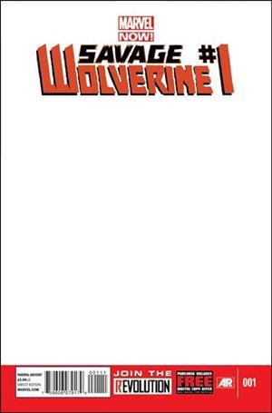 Savage Wolverine 1-F