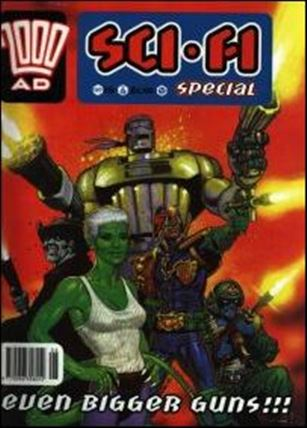 2000 A.D. Sci-Fi Special 16-A