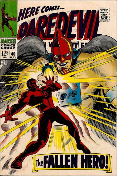 Daredevil (1964) 40-A by Marvel