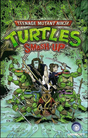 Teenage Mutant Ninja Turtles: Smash-Up nn-A by Ubisoft