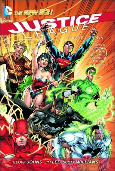 Justice League 1-A by DC