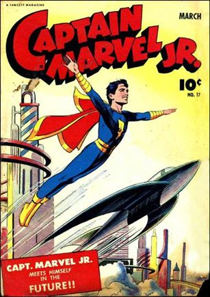 Captain Marvel Jr. 17-A