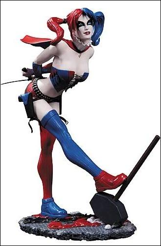 Cover Girls of the DC Universe Harley Quinn (New 52) by DC Collectibles