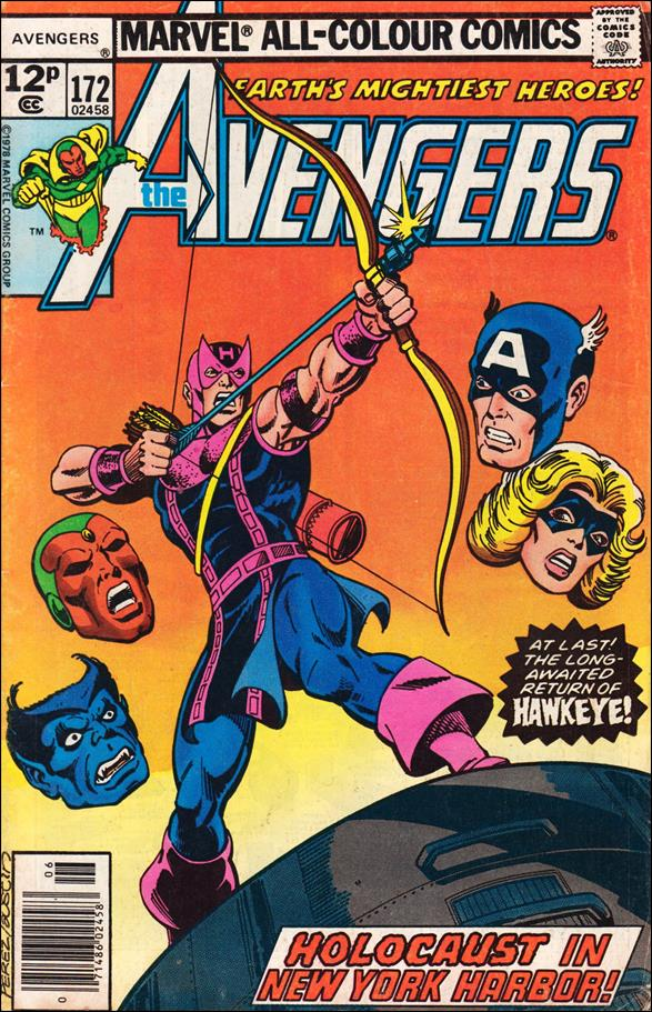 Avengers (1963) 172-B by Marvel