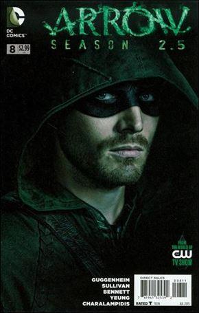 Arrow: Season 2.5 8-A