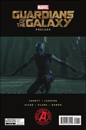 Marvel's Guardians of the Galaxy Prelude 1-A