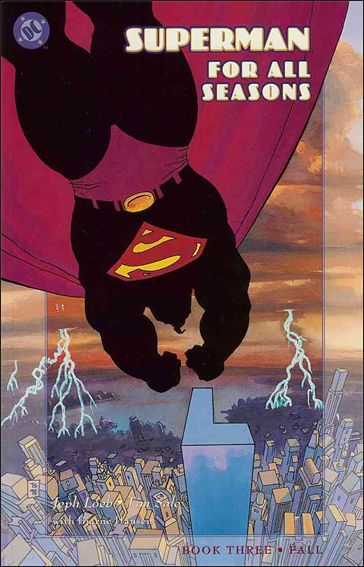 Superman For All Seasons 3-A by DC