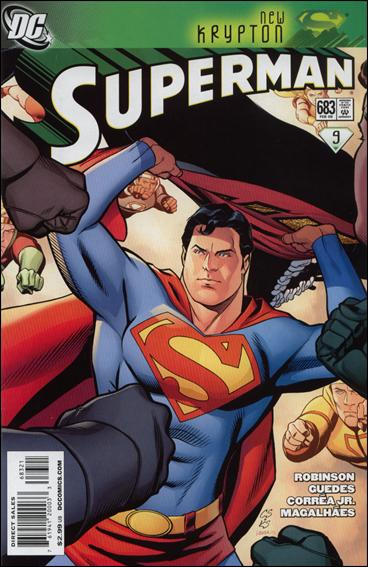 Superman (1939) 683-B by DC