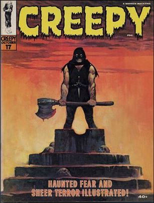 Creepy 17-A