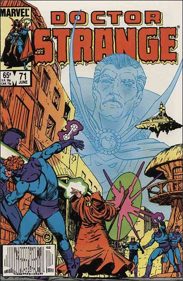 Doctor Strange (1974) 71-A by Marvel