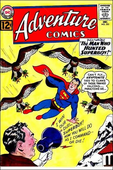 Adventure Comics (1938) 303-A by DC