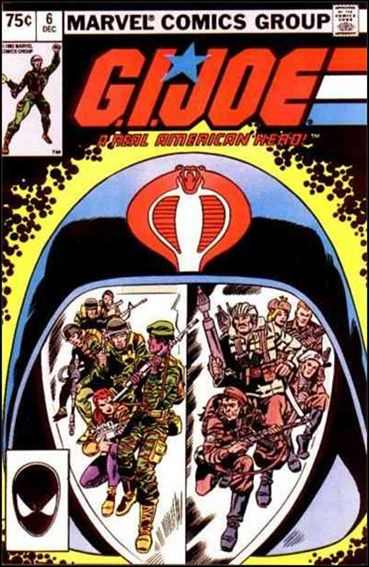 G.I. Joe: A Real American Hero 6-B by IDW