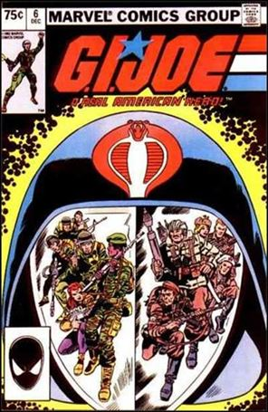 G.I. Joe: A Real American Hero 6-B