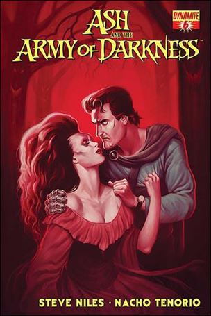 Ash and the Army of Darkness 6-A