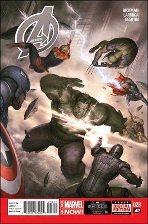 Avengers (2013) 28-A
